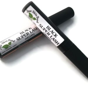 Black super lash mascara (vegan)