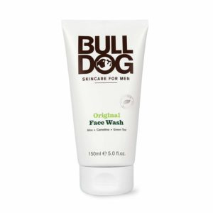 Bulldog Men's Natural Vegan Skincare Face Wash - Original - 5 Fl Oz