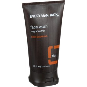Every Man Jack Face Wash for Clear Skin - 5 Oz