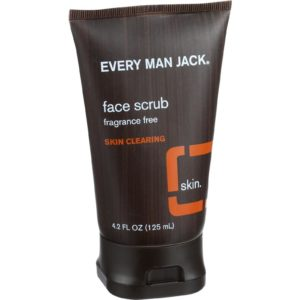 Every Man Jack Face Scrub for Clear Skin - 4.2 Oz