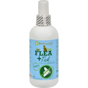 Pet Naturals Of Vermont Flea & Tick Repellent Spray Dog Cat The GreenLine Market