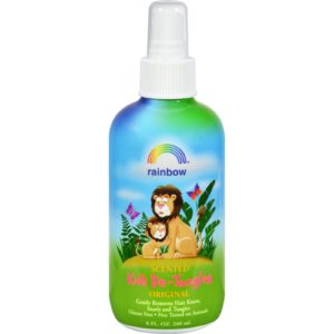 Rainbow Research Hair Detangler Spray Kids Original - 8oz