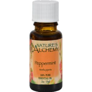 Nature's Alchemy 100% Pure Essential Oil Peppermint The GreenLine Market