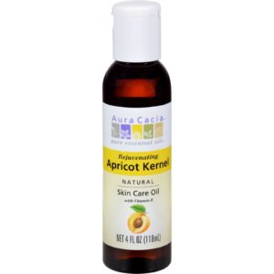 Aura Cacia Natural Skin Care Oil Apricot - Face & Body The GreenLine Market