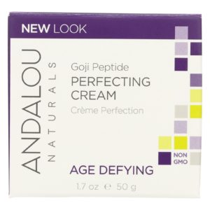 Andalou Super Goji Peptide Face Cream Age Defying The GreenLine Market