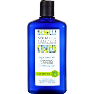 Andalou Naturals Age Defying Shampoo With Argan Stem Cells - 11.5 Fl Oz The GreenLine Market