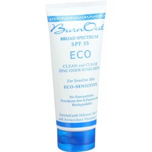 Burn Out Sunscreen Ocean Safe The GreenLine Market