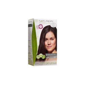 Naturigin Hair Colour - Permanent - Brown The GreenLine Market
