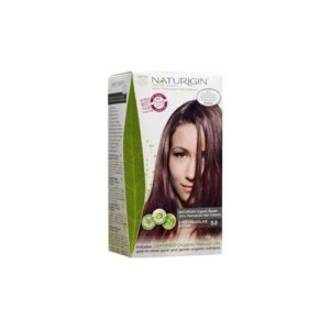 Naturigin Hair Colour - Permanent - Light Chocolate Brown The GreenLine Market