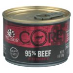 Wellness Pet Products Dog Food - Core Beef With Carrots The GreenLine Market