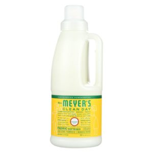 Mrs Meyers Clean Day Fabric Softener Honey The GreenLine Market