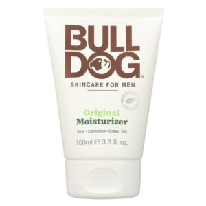 Bulldog Natural Skincare Moisturizer - Original - 3.3 Fl Oz