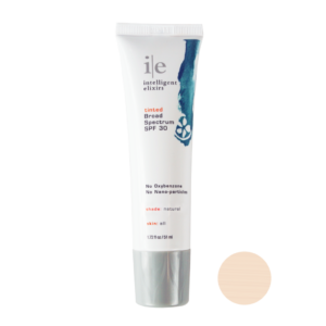 Intelligent Elixirs - Tinted Broad Spectrum SPF 30 - Natural- The GreenLine Market
