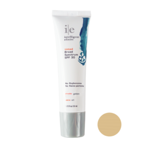 Intelligent Elixirs - Tinted Broad Spectrum SPF 30 - Golden- The GreenLine Market
