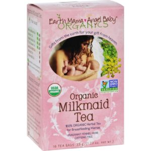 Earth Mama Angel Baby Organic Milkmaid Tea The GreenLine Market