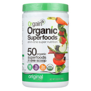 Orgain Organic Superfoods Powder - 0.62 Lb.