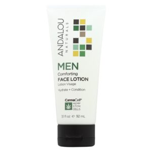 Andalou Men's Hydrating Face Lotion - 3.1 Fl Oz The GreenLine Market
