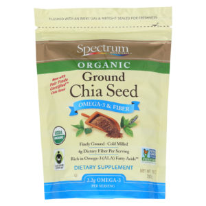 Spectrum Organic Ground Chia Seeds - 10 Oz