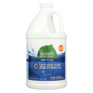 Seventh Generation Chlorine Free Bleach - Case Of 6