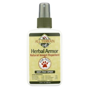 All Terrain Pet Insect Repellent Spray Natural Herbal The GreenLine Market
