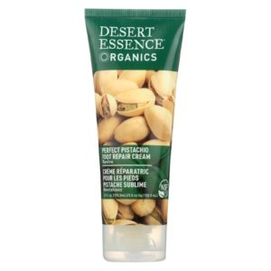 Desert Essence Foot Repair Cream with Pistachio The GreenLine Market