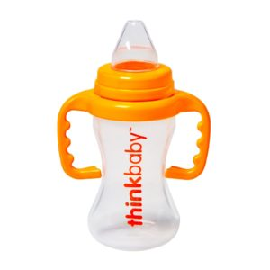 Thinkbaby Sippy Cup - Orange - 1 ct