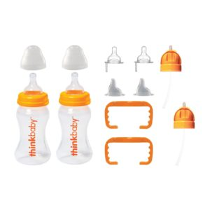 Thinkbaby Bottle Set - All In One - Baby to Kids