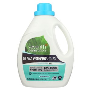 Seventh Generation Ultra Power Plus Laundry Detergent - The GreenLine Market
