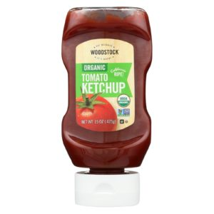 Woodstock Organic Tomato Ketchup The GreenLine Market