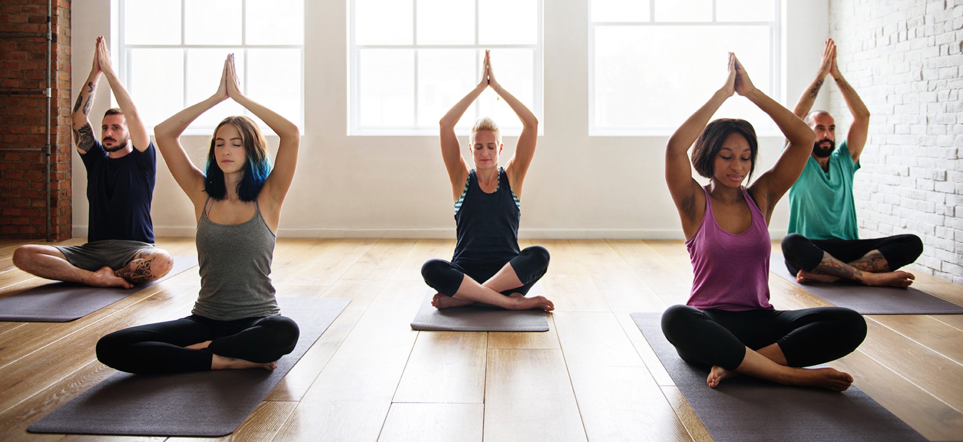 Blog - The Power of Morning Yoga: Health Benefits of Yoga Practice - The GreenLine Market