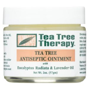 Tea Tree Therapy Antiseptic Ointment - Eucalyptus Australiana & Lavender Oil The GreenLine Market