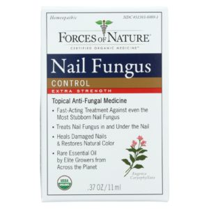 Forces Of Nature Organic Nail Fungus Treat Strong The GreenLine Market