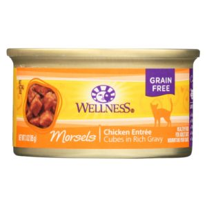 Wellness Pet Products Cat Food Chicken Entre The GreenLine Market