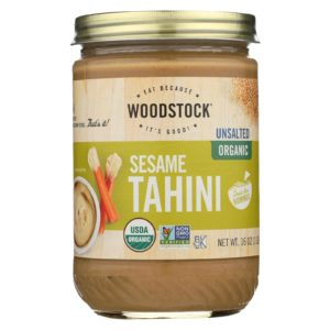Woodstock Organic Tahini Unsalted The GreenLine Market