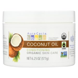 Aura Cacia Organic Coconut Oil The GreenLine Market