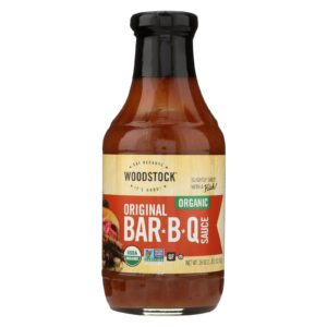 Woodstock Organic Bbq Sauce The GreenLine Market