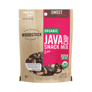 Woodstock Organic Java Chip Snack Mix The GreenLine Market
