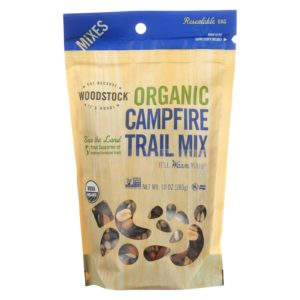 Woodstock Organic Campfire Trail Snack Mix - 10oz