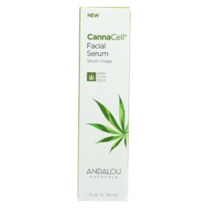 Andalou Naturals Cannacell Facial Serum The GreenLine Market