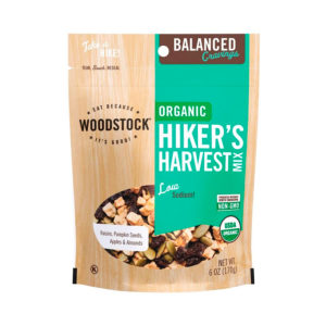 Woodstock Organic Hikers Harvest Snack Mix - 6 Oz