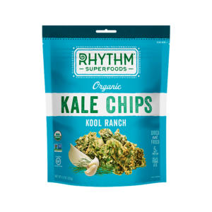 Rhythm Superfoods - Organic Kale Chips - Kool Ranch - The GreenLine Market