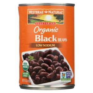 Westbrae Foods Organic Black Beans The GreenLine Market