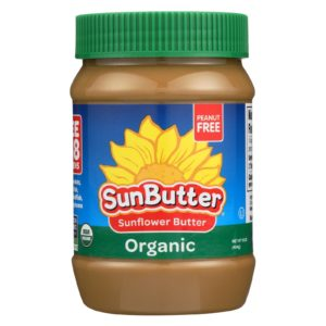 Sunbutter Organic Sunflower Butter Vegan - 16 Oz. - Case Of 6 - The GreenLine Market