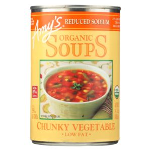 Amy's Soup Organic Chunky Vegetable The GreenLine Market