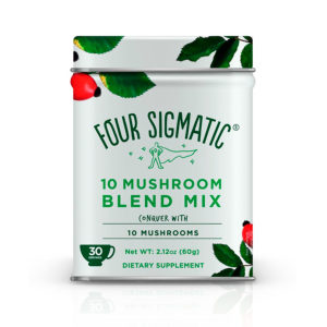 Four Sigmatic 10 Mushrooms Blend Mix 2.12 oz - The GreenLine Market