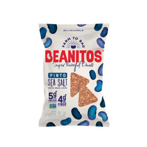 Beanitos Pinto Bean Chips Sea Salt 5oz - 6 Pack