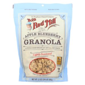 Bob's Red Mill Granola - Apple Blueberry The GreenLine Market
