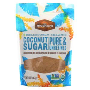 Madhava Organic Coconut Sugar The GreenLine Market