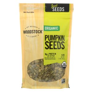 Woodstock Organic Pumpkin Seeds The GreenLine Market