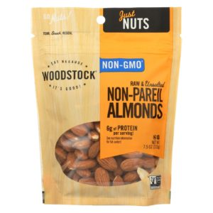 Woodstock Almonds Raw The GreenLine Market